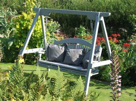 swinging garden seats uk 15 garden swing seats for relaxing your mind top