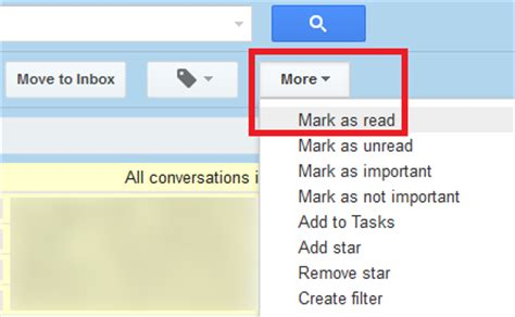 How To Search For Unread Emails In Gmail Andres Cheah How To All Unread Emails As