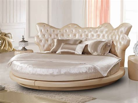 round headboard cool round beds unusual extravagant or super comfortable