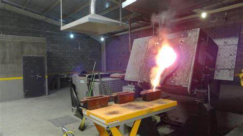induction heating aluminium melting advantages of melting aluminum using coreless induction furnaces