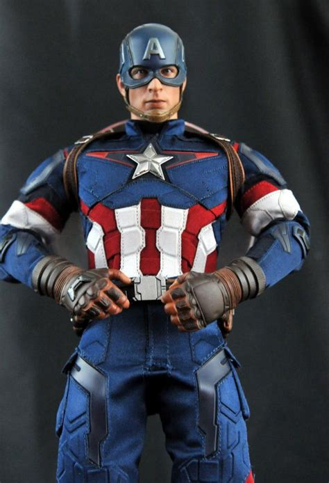 captain pose toys captain america age of ultron review