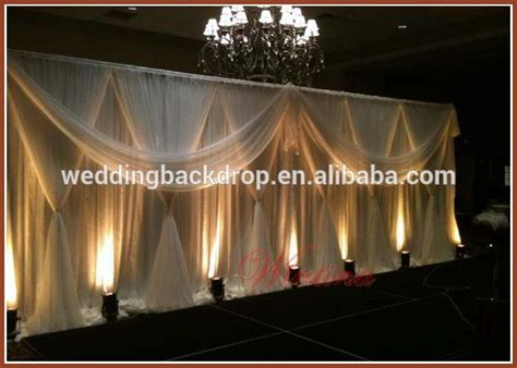 wedding backdrop pipe and drape 25 best ideas about wedding stage backdrop on pinterest