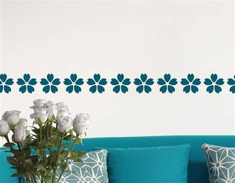 cenefas adesivas decoraci 243 n con cenefas adhesivas quot flores de cinco p 233 talos