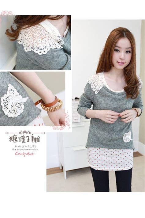 Baju Gamis Import Korea baju wanita import korea panjang model terbaru jual murah import kerja