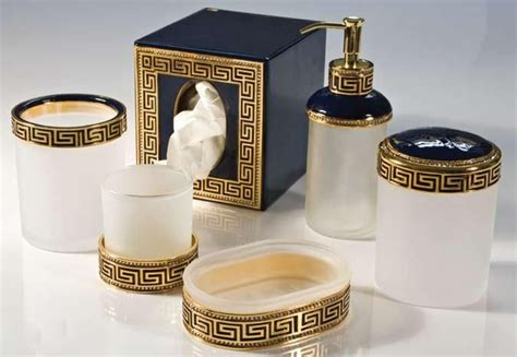 Black And Gold Bathroom Accessories by Black Gold Bathroom Accessories Black Gold