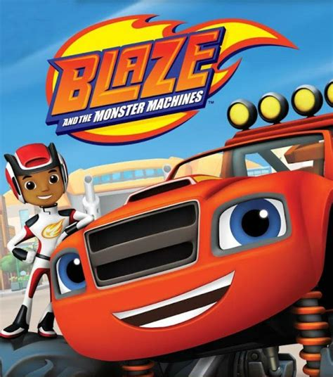 monster truck tv show blaze and the monster machines tv series 2014