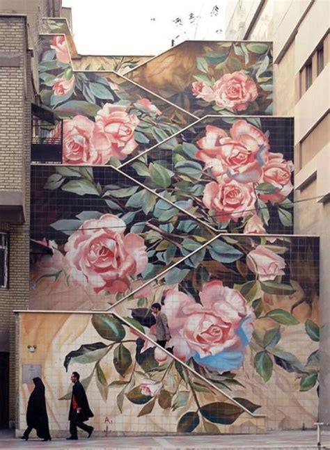 graffitis de rosas arte  graffiti