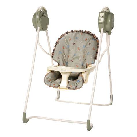 cosco baby swings fisher price beginnings gentle motion baby swing