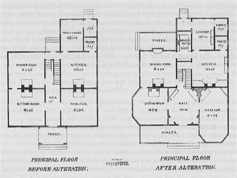 old home floor plans old victorian house floor plans old haunted victorian