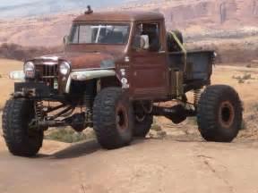 Rat Rod Jeep Rat Rod Crawler School Jeep Willy Trucks
