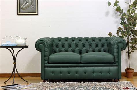 divano letto di piccole dimensioni divano chesterfield con misure ridotte chesterino