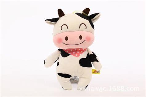 Boneka Sapi Lying Cow Hitam Putih yuk ajak buah hati bermain dengan 10 boneka sapi yang