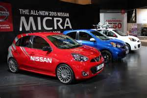 cheap new cars canada the 2015 nissan micra cheapest new car in canada