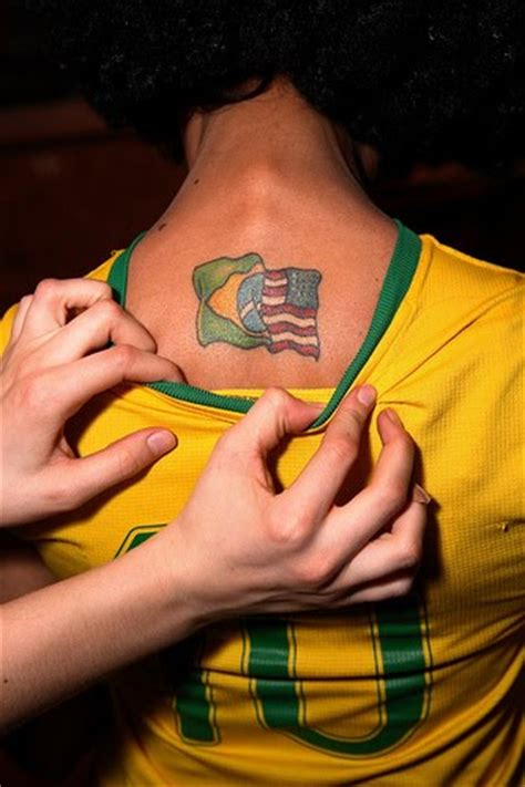 brazilian tattoo brazil flag flag tattoos and brazil on