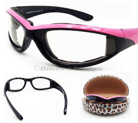 womens motocross goggles transition motorcycle glasses biker riding photochromic