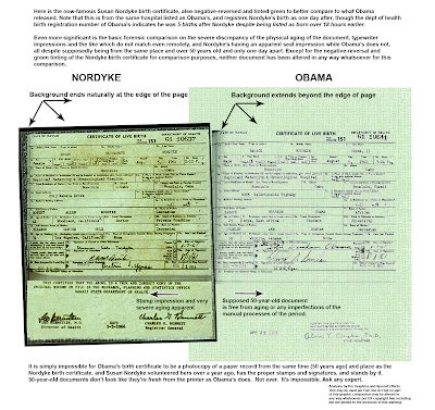 full birth certificate northtonshire give us liberty plus more proof from other experts that