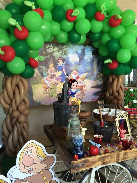 Snow White Decorations by Snow White And The Seven Dwarfs Disney Princess Sweet
