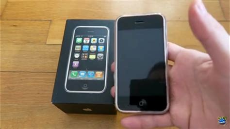 apple iphone 1st generation unboxing review 2017