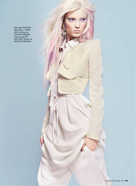 platinum  pastel pink hair colors ideas