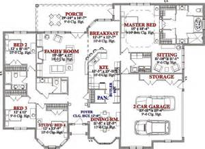 bed and breakfast floor plans house plan 63 234 the floor plan features covered rear porch suited for corner lot unique