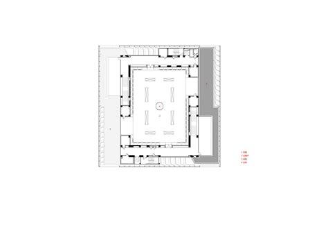 floor plan 171 the schelfhaudt gallery gallery of fan zeng art gallery original design studio 25