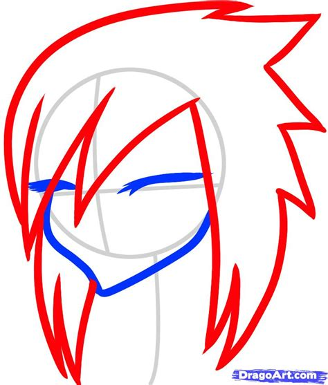 step by step emo hair how to draw an emo character emo character step by step