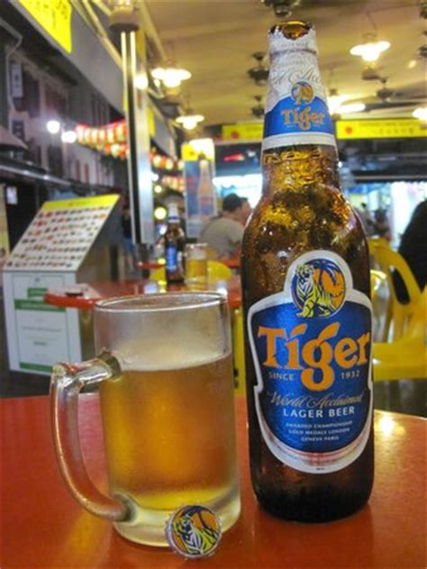 katso chinatown nice cold tiger beer singapore chinatown kuva