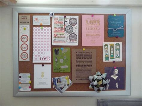 Kitchen Makeover Ideas by Objects Of Design 328 Giant Noticeboard Mad About The