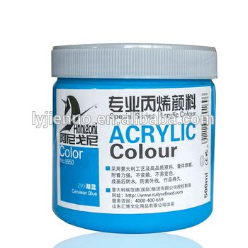 500ml Fast Drying Acrylic Paint View Paint Factory