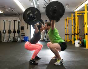 Crossfit couples weight lifting lululemon valentine s day photo shoot