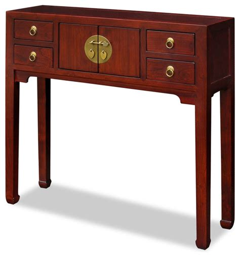 Asian Console Table Elmwood Console Table Asian Console Tables By China Furniture And Arts