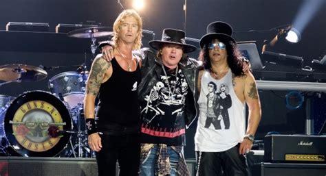 Live Nation Hint At Guns N' Roses Retirement