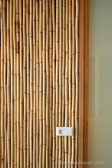 Great Office Decor 12 Bamboo Wall Cladding And Decoration Ideas