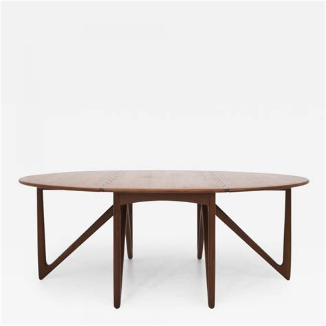 Gateleg Dining Tables Niels Koefoed Quot Gateleg Quot Dining Table