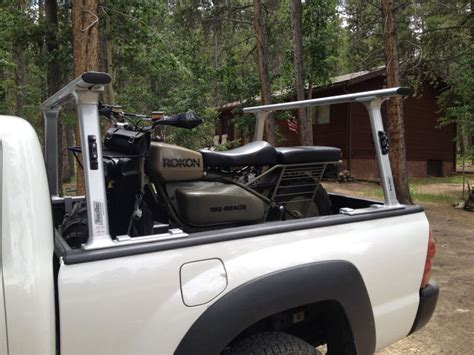 2014 toyota ta roof rack toyota tacoma mount kit for tracrac tracone ladder rack