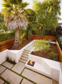 Backyard Ideas How To Turn A Steep Backyard Into A Terraced Garden