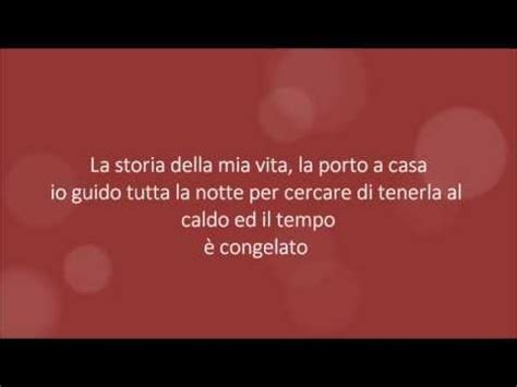 one direction story of my testo story of my one direction traduzione in italiano
