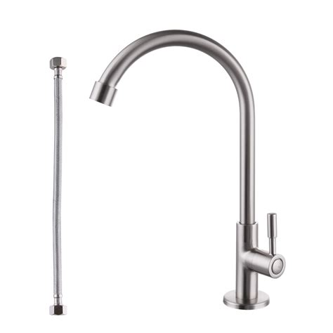 single kitchen sink faucet kes lead free kitchen faucet single handle bar sink faucet