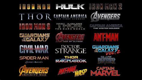 heres perfect order mcu movies