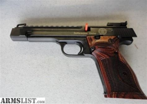 smith and wesson performance center model 41 for sale armslist for sale smith wesson s w model 41