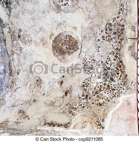 intonacare il soffitto poco antico dipinto intonacare soffitto uno caverne