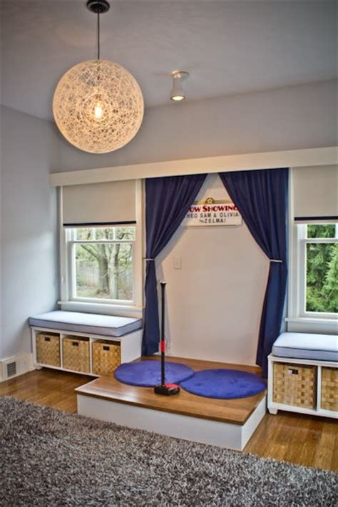25 best ideas about playroom stage on
