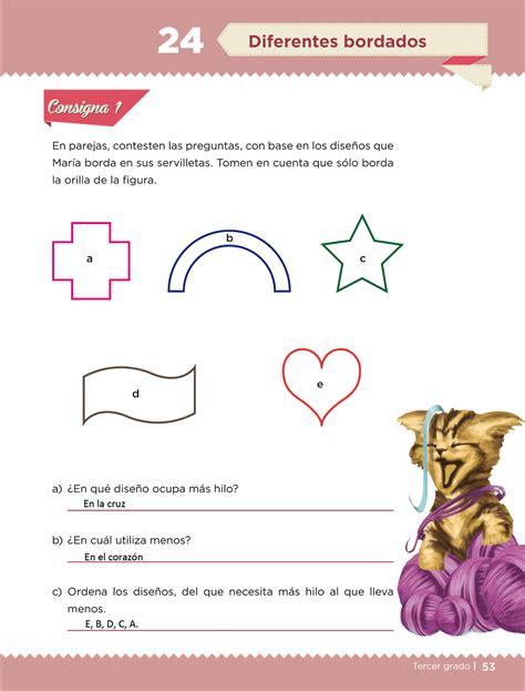 respuestas del libro de matematicas 3 grado 2016 respuesta del libro de matematicas 3 grado 2016 libro