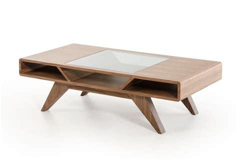 modern and contemporary design tables nova domus soria mid century walnut coffee table