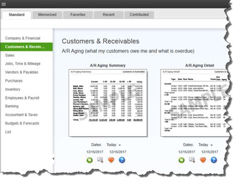 quickbooks tutorial reports just getting started with reports explore quickbooks