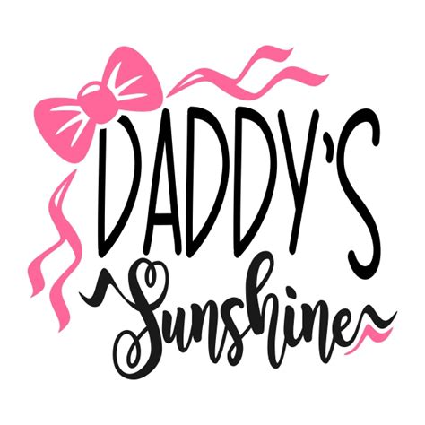daddy s daddy s girl cuttable design