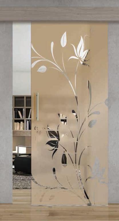 porte in vetro per interni prezzi porta per interni in vetro ramo fiorito ligurgo infissi