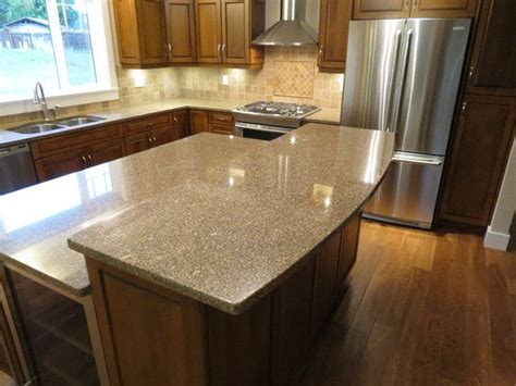 kitchen countertops quartz 11 best images about quartz countertops on pinterest