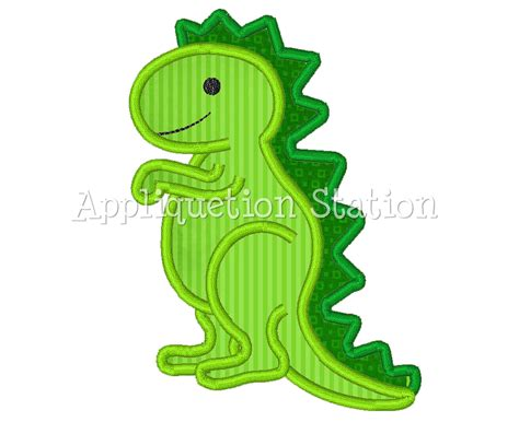 embroidery design dinosaur image gallery dinosaur applique