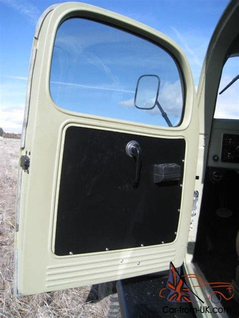 1949 dodge power wagon specs autos post